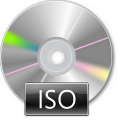 ISO image icon