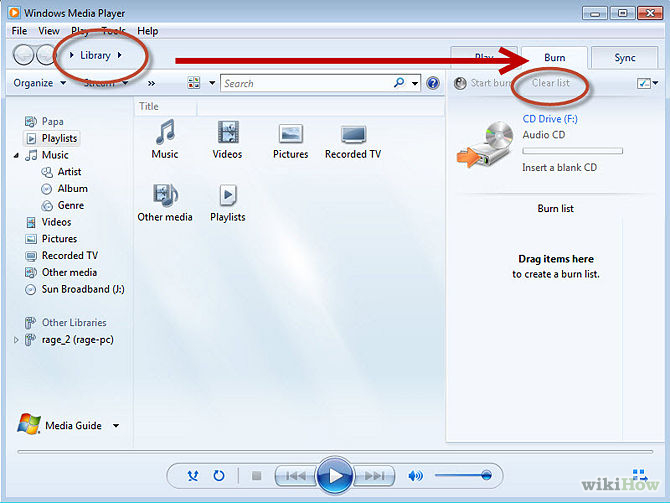Write mp4 to dvd