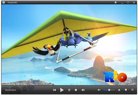 FreeSmith Video Player