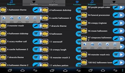Halloween Ringtones 2013