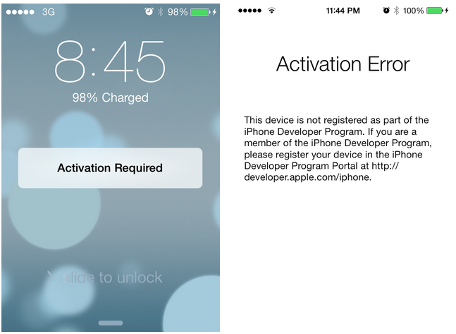 activation error iphone 4 ios 7 activation error restore amp lost data recovery 13354