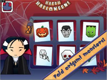 Mr. Shingu's Paper Halloween