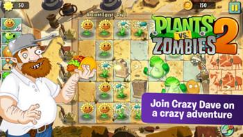 Plants vs Zombies II
