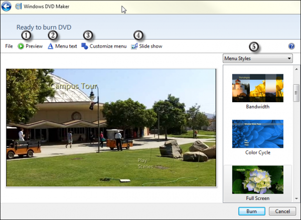 windows-dvd-maker-customize