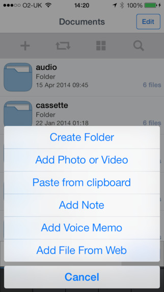add some files