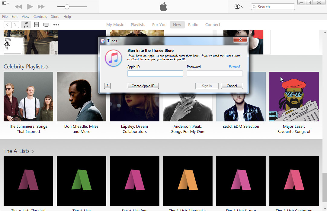 how to download np4 on your iphone with itunes