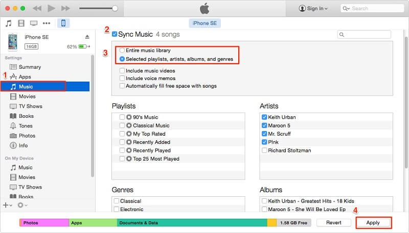 transfer-music-from-iphone-to-itunes-via-syncing