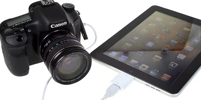 how-to-copy-photos-from-camera-to-iPad
