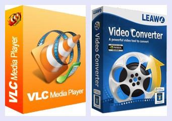 VLC vs Leawo Video Converter