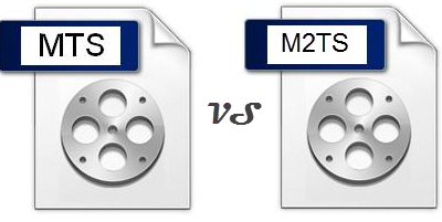 m2ts vs. mts