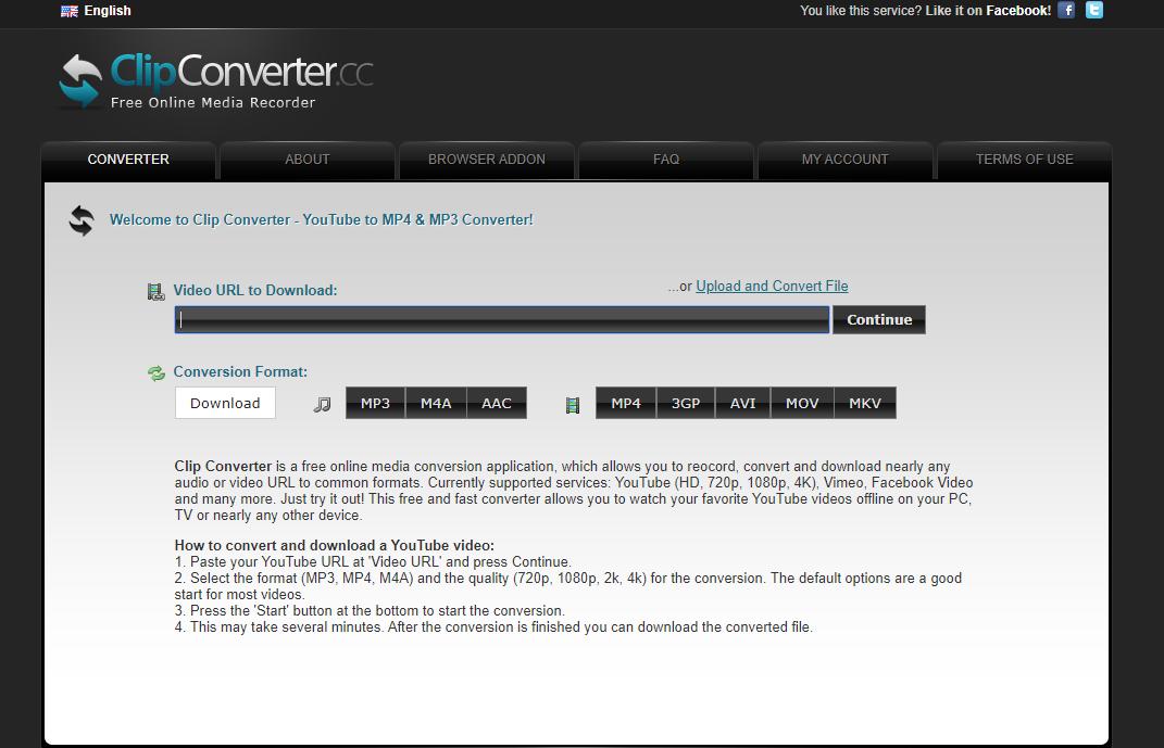 Free-online-video-converter-Mac-ClipConverter-05