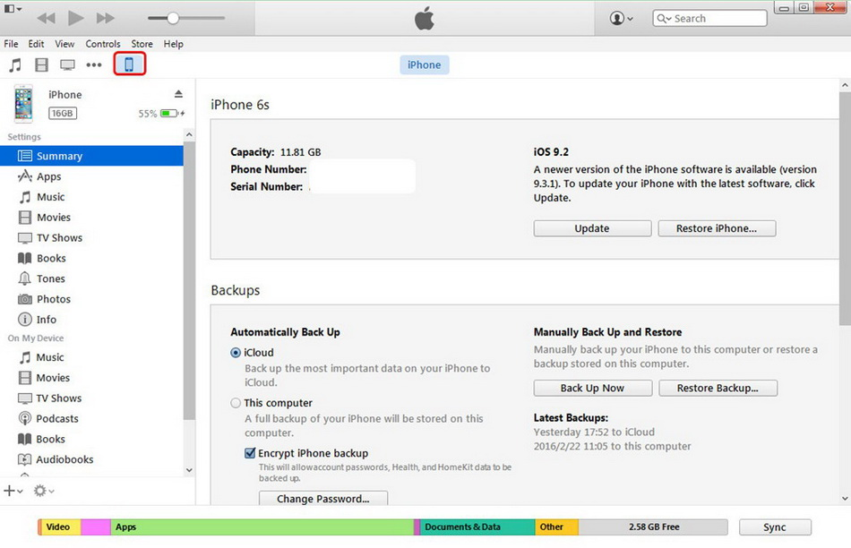 how-to-transfer-ringtone-from-iphone-to-iphone-using-itunes-device-icon-2