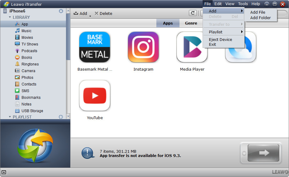 3 Best Music Player Apps For Ipod Touch Leawo Tutorial