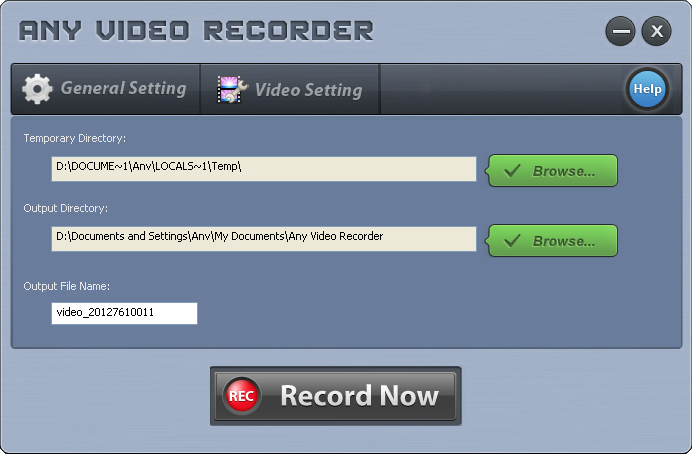 any-video-recorder