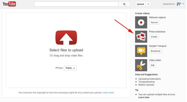 youtube-slideshow-button