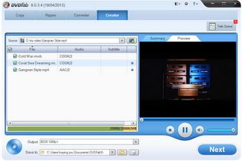 DVDFab Blu-ray Creator for Mac