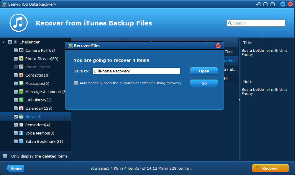 how to bring up ipad in itunes
