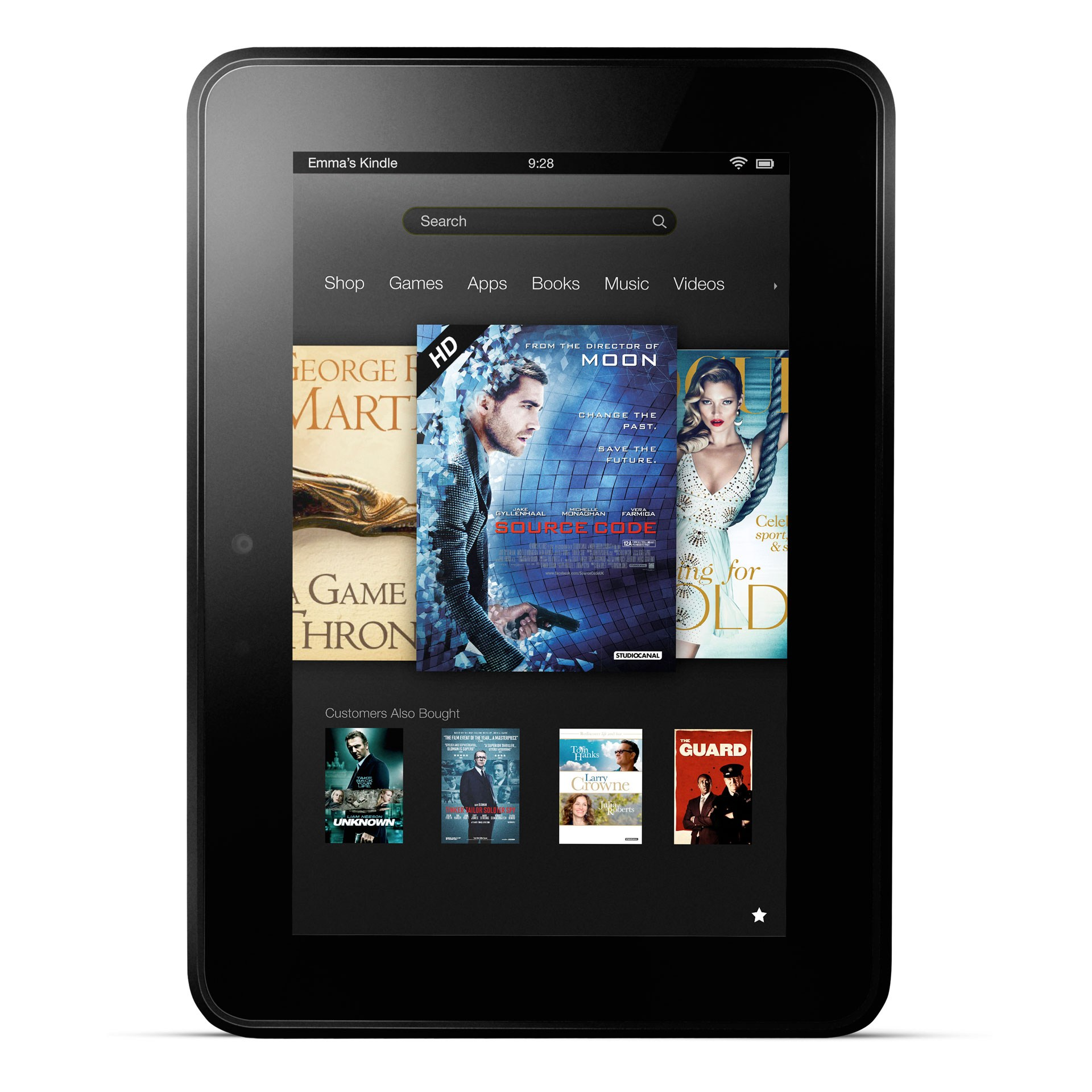 Convert And Watch Blu-Ray On Kindle Fire