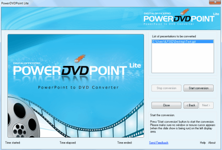 Leawo powerpoint to dvd pro convert powerpoint to dvd with dvd.