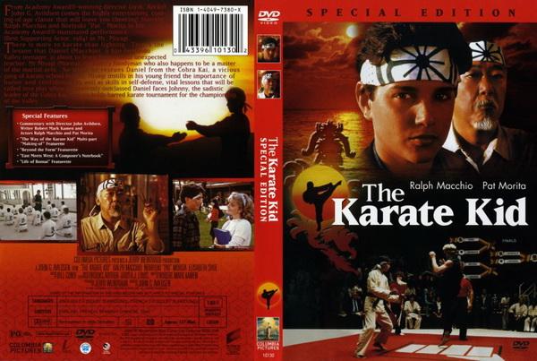 The Karate Kid I-III