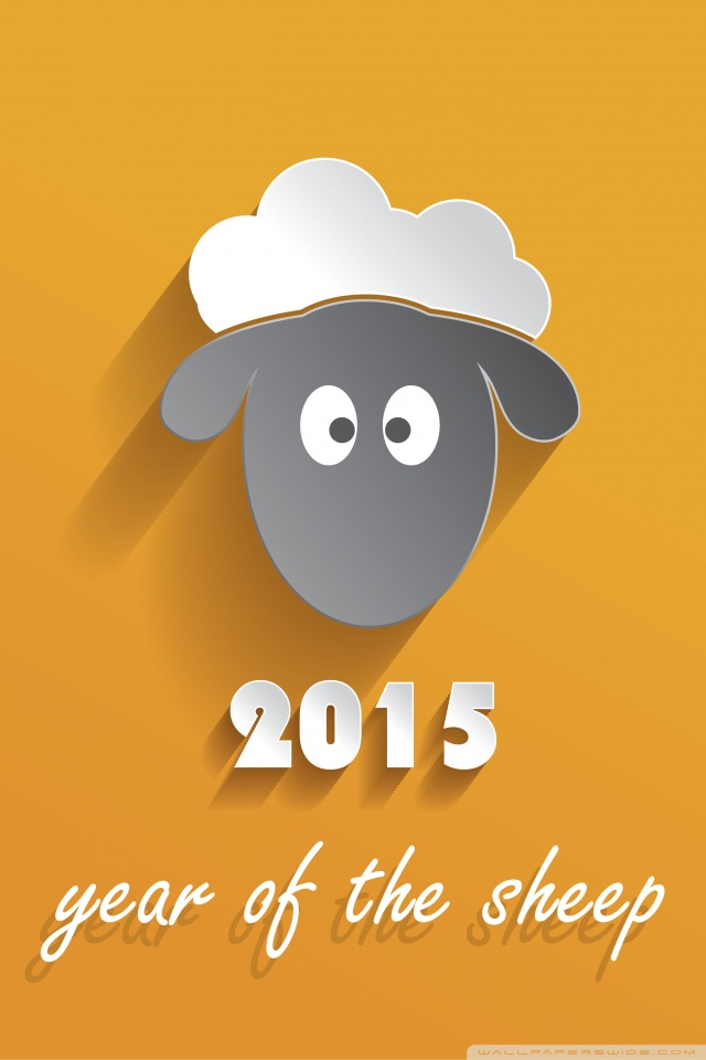 Year of Sheep 2015