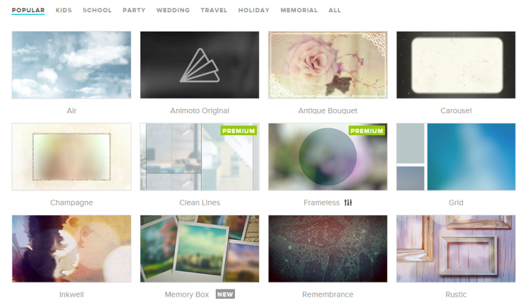 animoto-slideshow