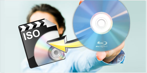 Blu-ray to ISO