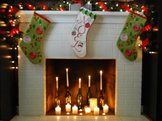 Christmas Stockings Decoration