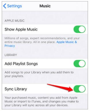 how-to-transfer-music-from-iPhone-to-iPad-with-Apple-Music