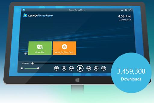 Leawo Free Blu-ray Player Software