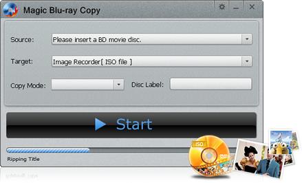 Magic Blu-ray Copy