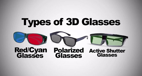 types-of-3d-glasses
