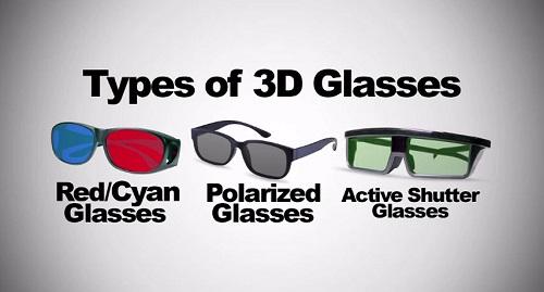 types-of-3d-glasses