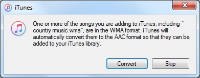 itunes-converting-wma-to-aac