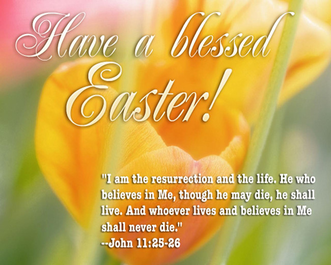 20 Best Easter Quotes For Sunday 2017