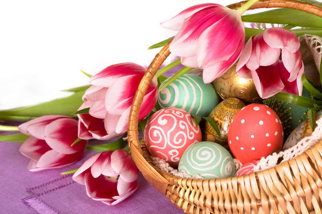 Top 10 gift ideas for easter 2015 leawo tutorial center easter flowers negle Gallery