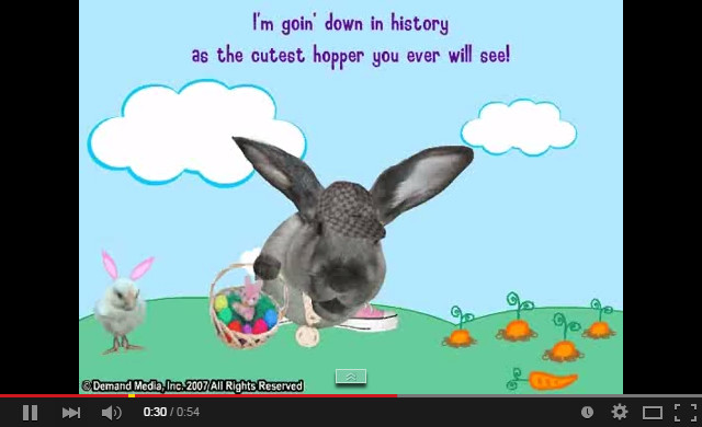 Gene Autry - Easter Fun With Gene Autry
