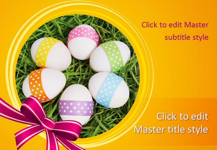 make Easter PPT