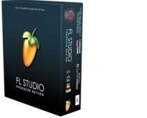Image Line FL Studio Fruity Edition V10