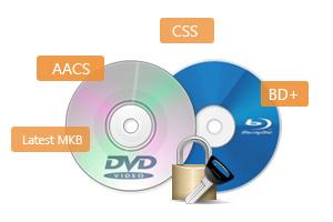 Decrypt any disc