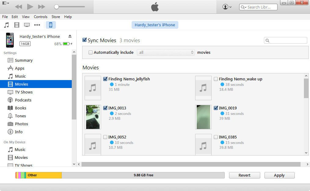 How To Transfer Videos From Computer To Iphone With Itunes