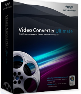 2.Wondershare Video Converter Ultimate