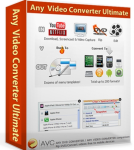 6.Any Video Converter Ultimate