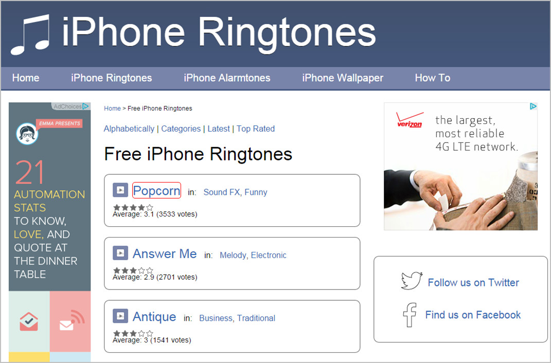 how to make a song your ringtone without a computer
