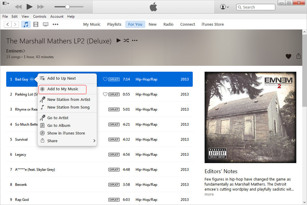 Take Care of Your iTunes Music Library | Leawo Tutorial Center
