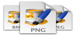 Support popular image formats