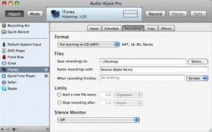 Audio Hijack Pro for Mac