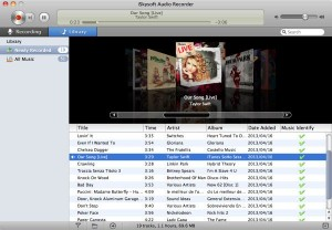 iSkysoft Audio Recorder for Mac