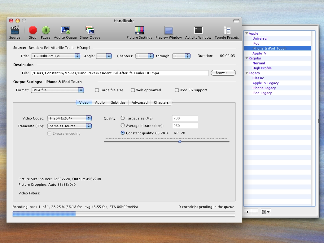 download handbrake video converter