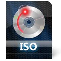 ISO image file